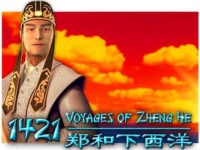 1421 Voyages of Zheng He Spielautomat