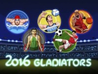 2016 Gladiators Spielautomat