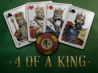 4 Of A King Spielautomat