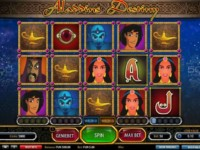 Aladdins Destiny Spielautomat