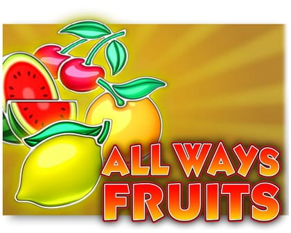 All Ways Fruits Casino Spiel kostenlos spielen