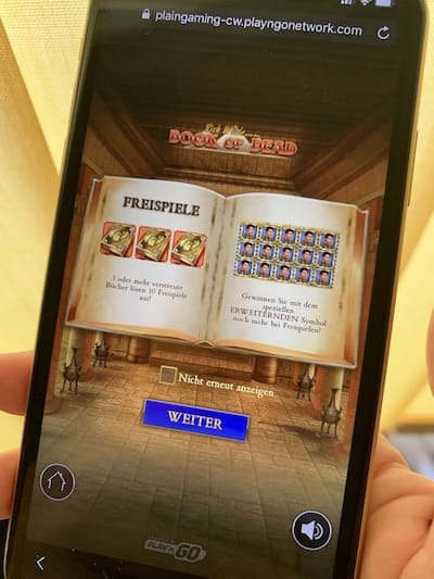 auf iPhone mit Apple Pay Casino spielen