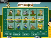 Battleground Spielautomat