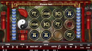 Beating Slot Old China Videoslot online spielen