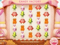 Candy Factory Spielautomat