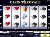Casino Royale Spielautomat