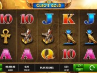 Cleo's Gold Spielautomat
