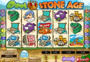 Cool Stone Age Video Slot ohne Anmeldung