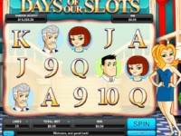 Days of Our Slots Spielautomat