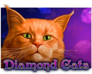 Diamond Cats Spielautomat freispiel
