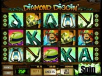 Diamond Digin Spielautomat