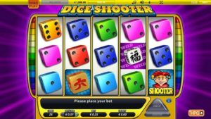 Dice Shooter Video Slot ohne Anmeldung