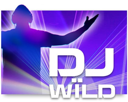 DJ Wild Video Slot online spielen