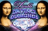 Double Da Vinci Diamonds Spielautomat