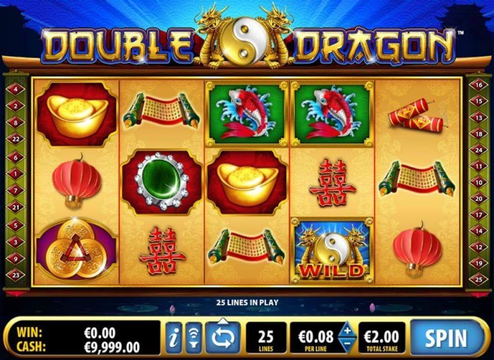 Double Dragons online Video Slot