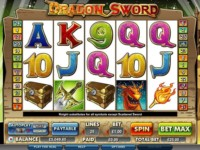 Dragon Sword Spielautomat