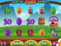 Easter Cash Baskets Spielautomat