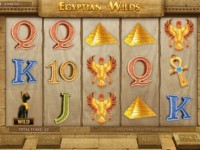 Egyptian Wilds Spielautomat