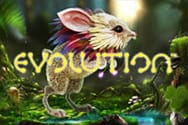Evolution Geldspielautomat kostenlos spielen