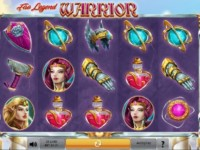 Fae Legend Warrior Spielautomat