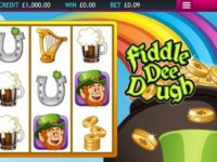 Fiddle Dee Dough Spielautomat