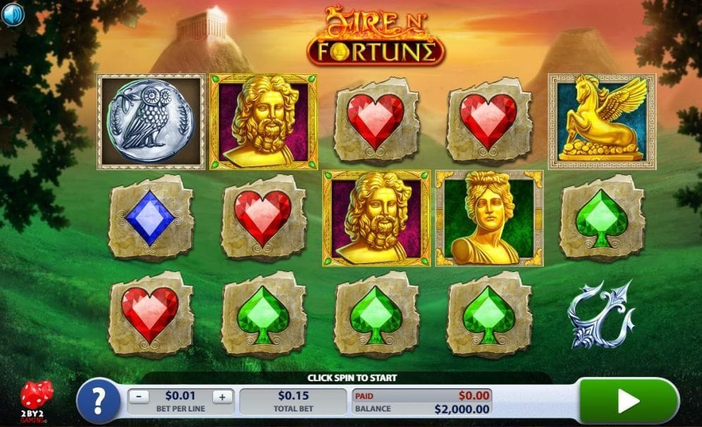 Fire n' Fortune Video Slot