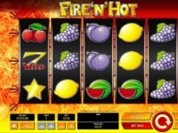 Fire'n'Hot Spielautomat