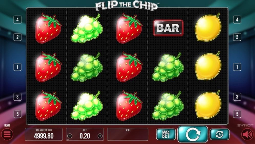 Flip the Chip Video Slot