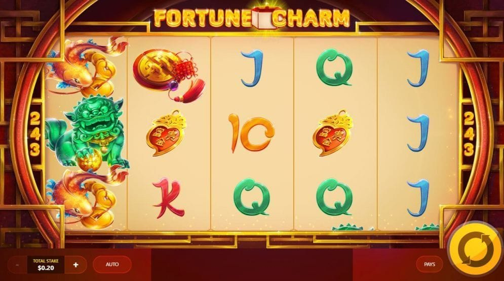 Fortune Charm Spielautomat