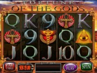 Fortune of the Gods Spielautomat