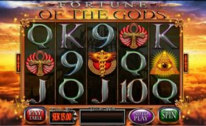 Fortune of the Gods Automatenspiel ohne Anmeldung