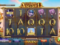 Fortunes of Asgard Spielautomat