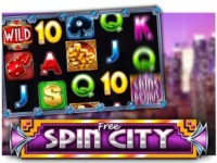 Free Spin City Spielautomat