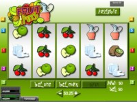 Fruit Punch Spielautomat