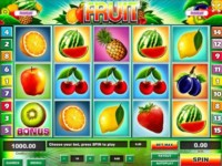 Fruit Spielautomat