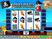 Funny Pirate Spielautomat