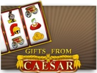 Gifts From Caesar Spielautomat