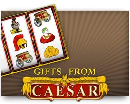 Gifts From Caesar Video Slot kostenlos