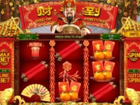 God of Fortune Spielautomat