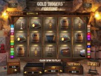 Gold Diggers Fortune Spielautomat