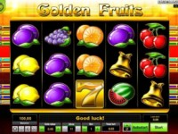 Golden Fruits Spielautomat