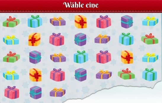 GoWild Casino Adventskalender