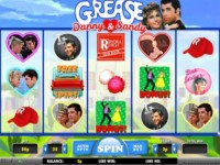 Grease Danny and Sandy Spielautomat