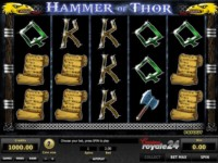 Hammer of Thor Spielautomat
