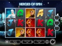 Heroes of Spin Spielautomat