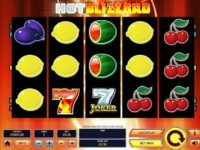 Hot Blizzard Spielautomat