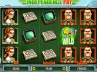 Independence Pay Spielautomat