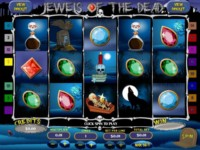 Jewels of the Dead Spielautomat