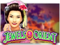 Jewels of the Orient Spielautomat