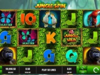 Jungle Spin Spielautomat